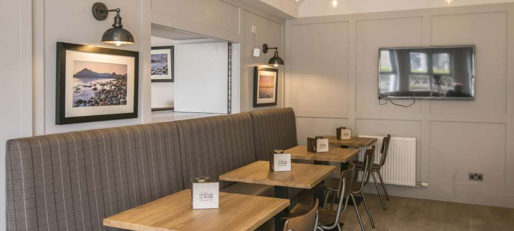 private space at the heathmount inverness