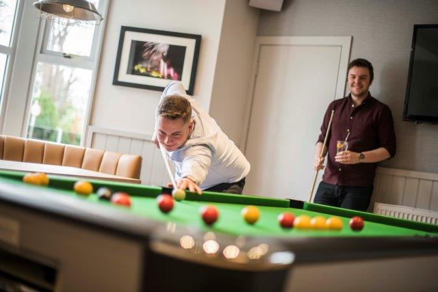relax and play pool at the heathmount inverness