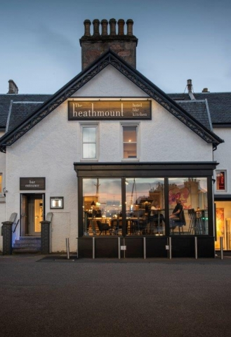 The Heathmount Hotel Inverness