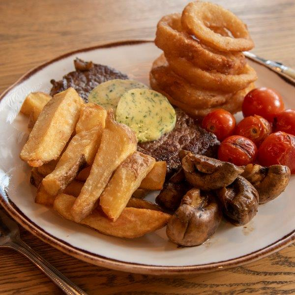 Our Famous Steak - The Kitchen at the Heathmount Inverness